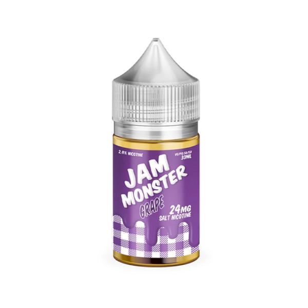 Jam Monster - Grape - 30ml - 24mg