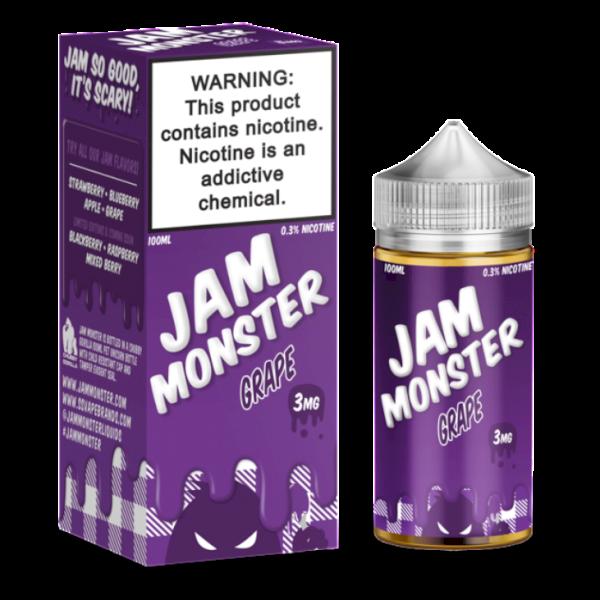 Jam Monster - Grape - 30ml - 48mg