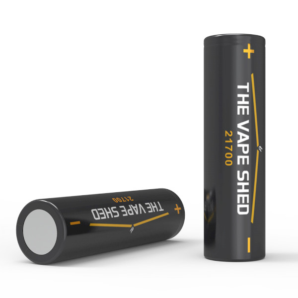 The Vape Shed - 21700 Battery Wrap