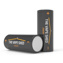 The Vape Shed - 26650 Battery Wrap
