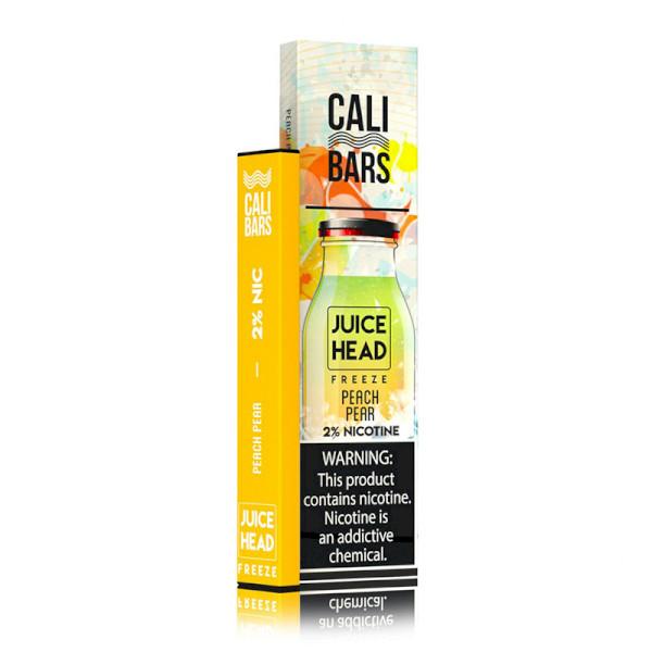 Juice Head - Peach Pear Freeze Disposable 5%