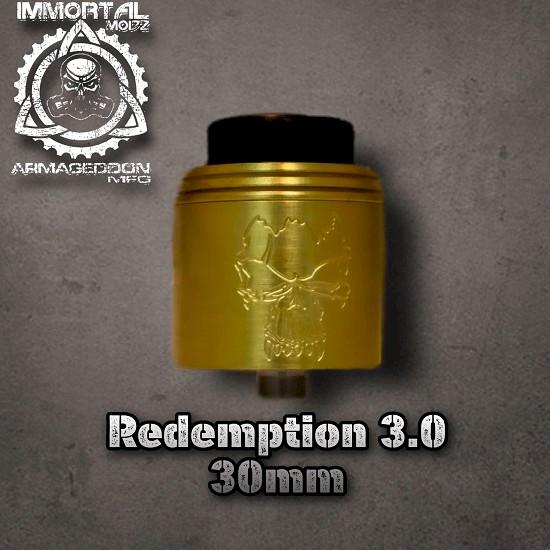 Armageddon MFG Redemption 30ml RDA