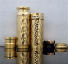 Armageddon MFG LYKAN Brass Mod