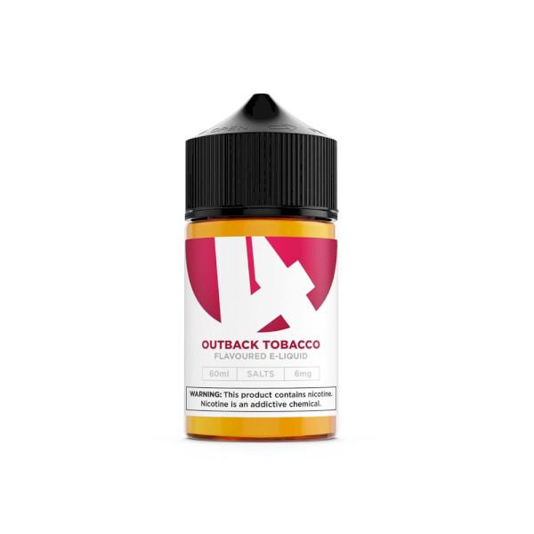 4 Steps - Outback Tobacco 60ml Nic Salts