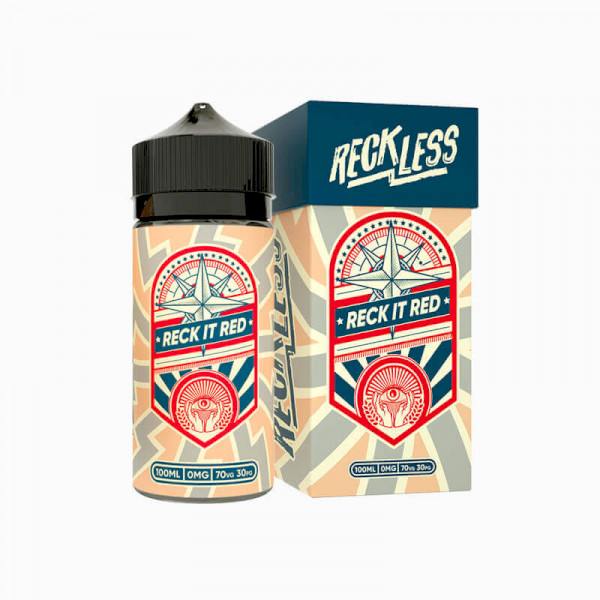 Reckless - Reck It Red 100ml