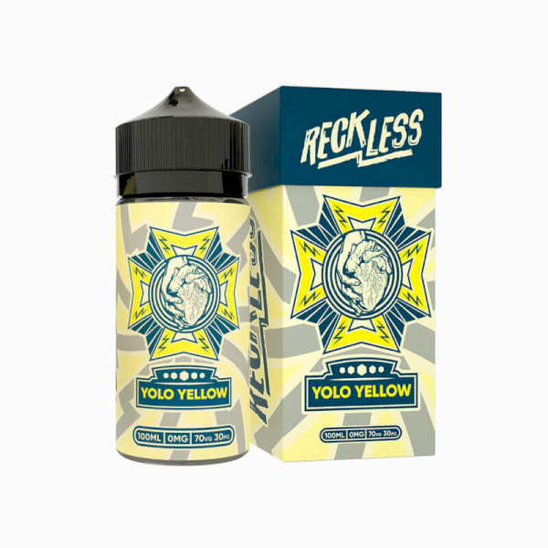 Reckless - Yolo Yellow 100ml