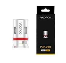 VOOPOO PnP Replacement Coils - VM1 0.3ohm - 5 Pack