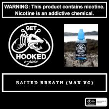 Get Hooked Baited Breath - 30ml