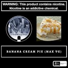 Vendetta Vape House - Banana Cream Pie 60ml