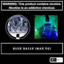 Vendetta Vape House Blue Balls 60mls