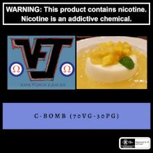 Vape Force Juices C Bomb - 60ml