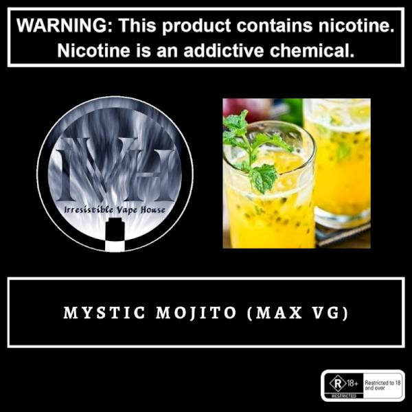 Vendetta Vape House Mystic Mojito 60ml