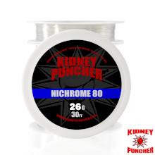 Kidney Puncher Nichrome 80 30ft Spool - 26G
