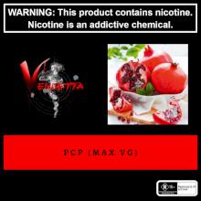 Vendetta Vape House PCP 60ml