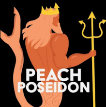 Armada Vapour Peach Poseidon 100ml