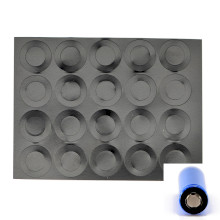 Kidney Puncher Positive Insulator Rings - 12 Pack