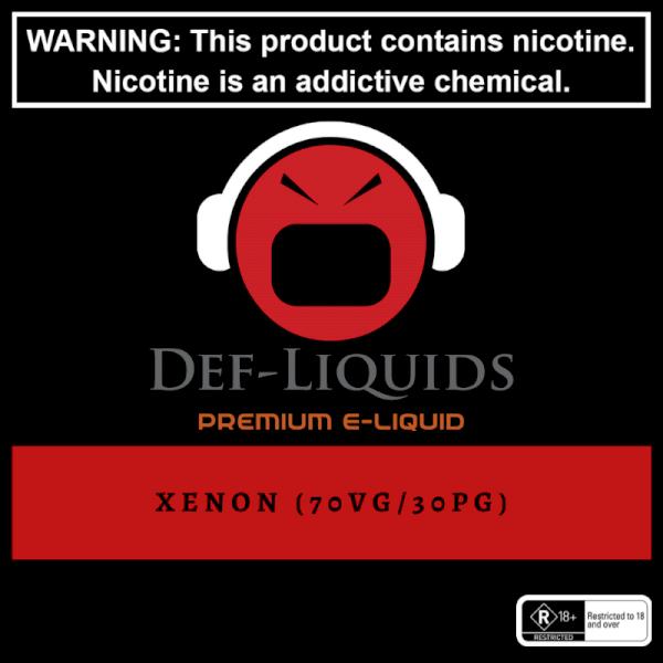 Def Mods Xenon 60ml