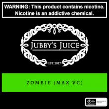 Jubbys Juice - Zombie - 10ml