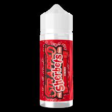 Strapped Sherbets - Cherry Sherbet 100ml