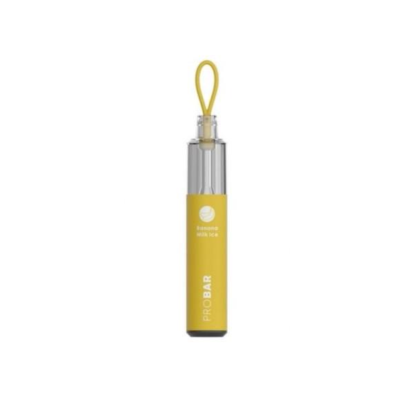 SMOK ProBar Disposable - Banana Milk Ice 5%