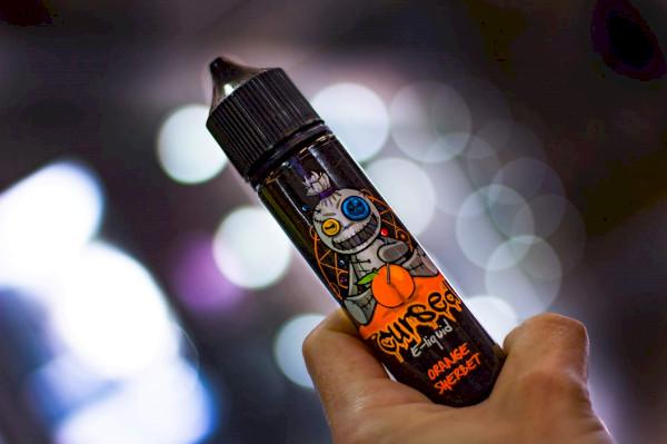 Cursed - Orange Sherbert 60ml