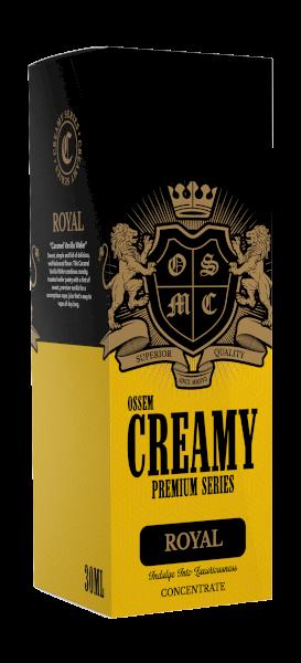 Ossem Royal (Caramel Vanilla Wafer) Salts 30ml - 35mg