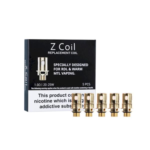 Innokin Z Coil 1.0ohm - 5 pack