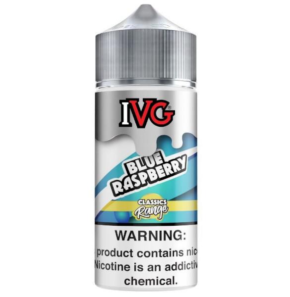 IVG Blue Raspberry 100ml