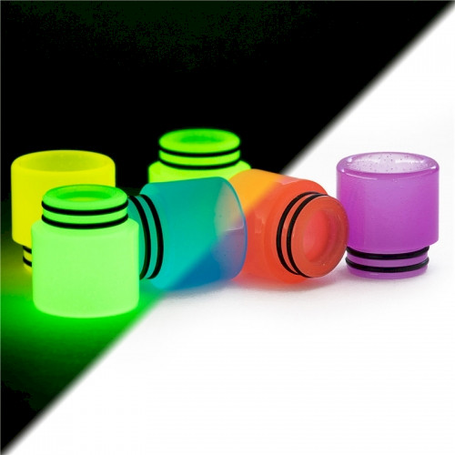 Aleader AS221 Night Luminous 810 Resin Drip Tip