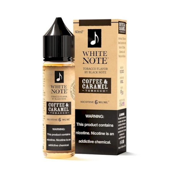 White Note Coffee Tobacco 60ml