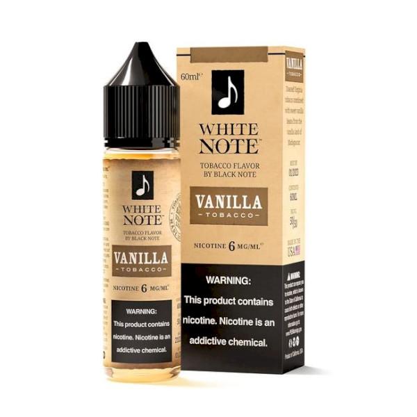 White Note Vanilla Tobacco 60ml