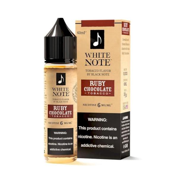 White Note Ruby Chocolate Tobacco 60ml