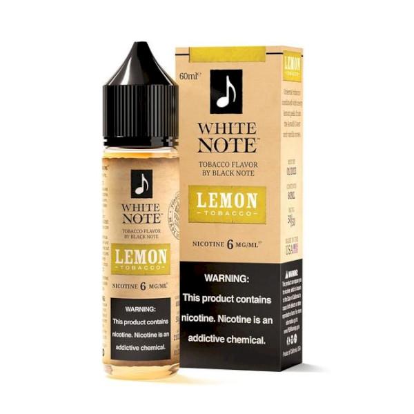 White Note Lemon Tobacco 60ml