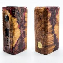 DEFMODS Def Stab Wood Exclusive 400W 4S 2250mah - Red/Brown