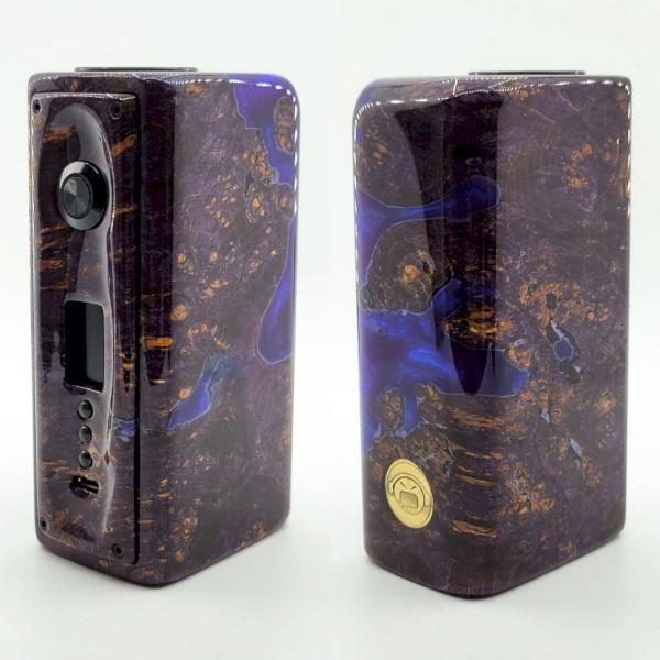 DEFMODS Def Stab Wood Exclusive 400W 4S 2250mah - Purple/Blue