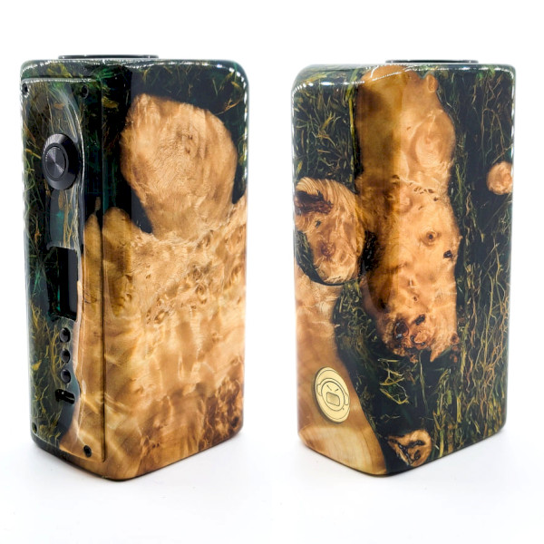 DEFMODS Def Stab Wood Exclusive 400W 4S 2250mah - Green/Brown