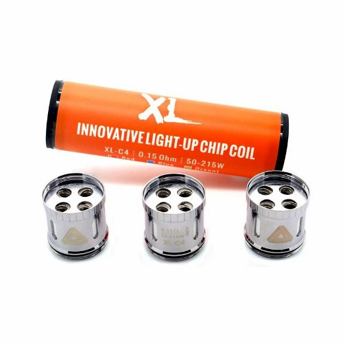 IJOY LIMITLESS/EXO XL-C4 Coil - 3 Pack