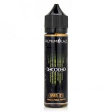 Area 51 - Decoded E Liquid 60ml
