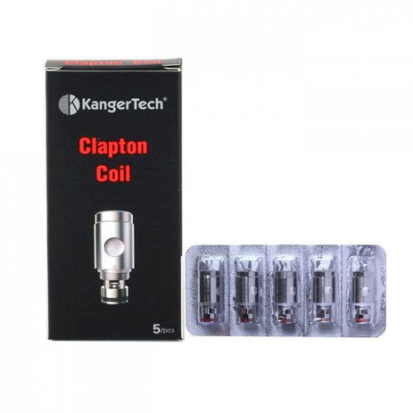 Kanger SSOCC Clapton Coil 0.5ohm - 5 Pack