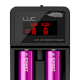 Efest Luc V2 Charger With Car Charger