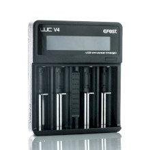 Efest Luc V4 Charger With Car Charger