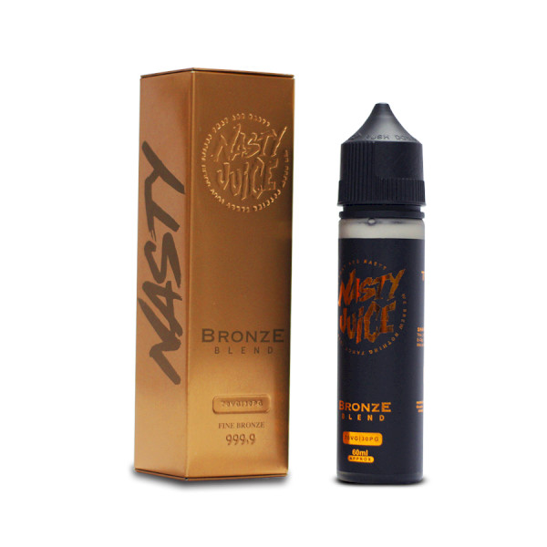 Nasty Juice - Tabacco Bronze 60ml