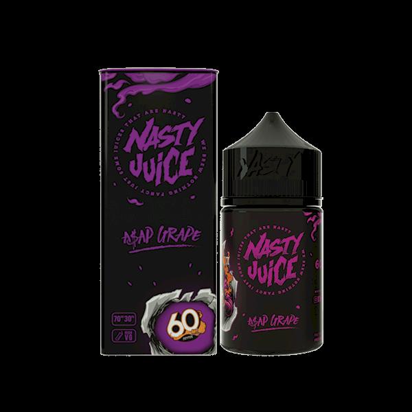 Nasty Juice - ASAP Grape 60ml