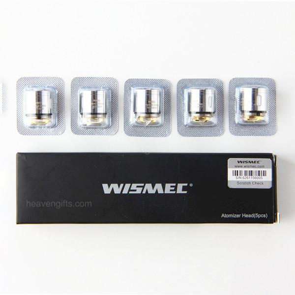 WISMEC WM RBA Head Coil - 5 Pack