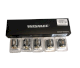 WISMEC WM01 Single Coil 0.4ohm - 5 Pack