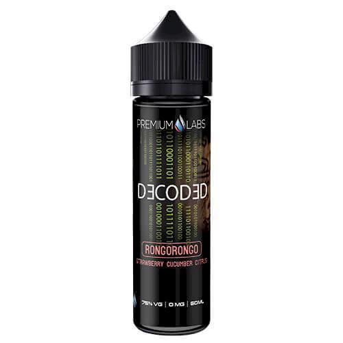 Rongorongo - Decoded E Liquid 60ml