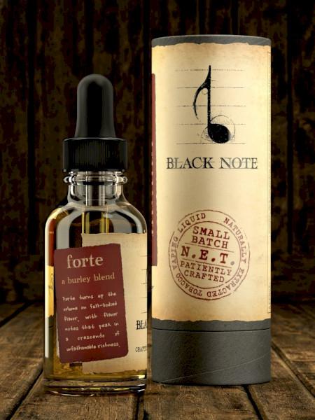 Forte - Black Note E Liquid 30ml