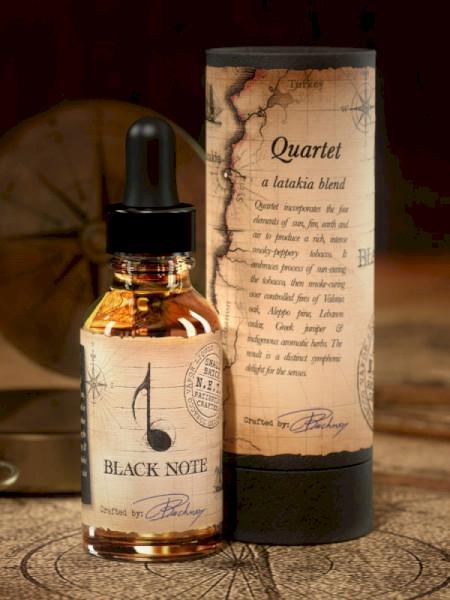 Quartet - Black Note E Liquid 30ml