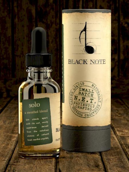 Solo - Black Note E Liquid 30ml
