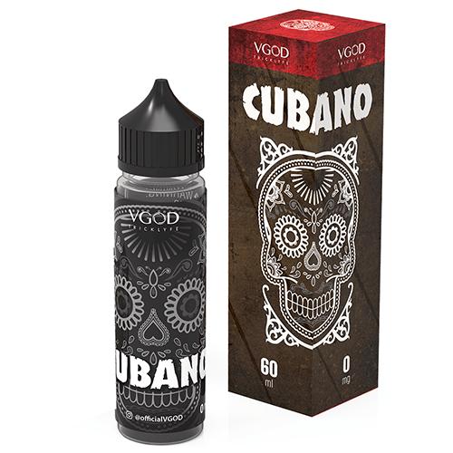 Cubano - VGOD Tricklyfe E Liquid 60ml